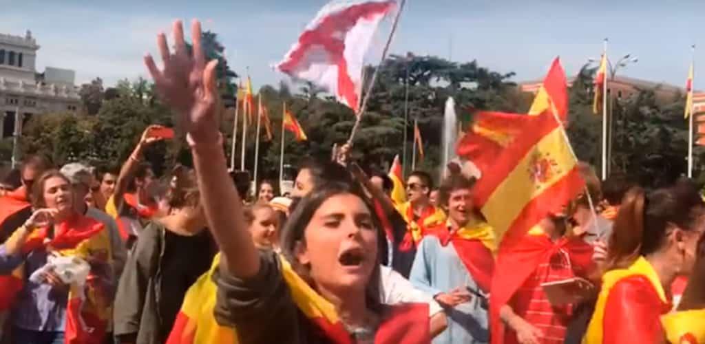 Mussolini en Madrid: Análisis del fascismo en la campaña electoral madrileña