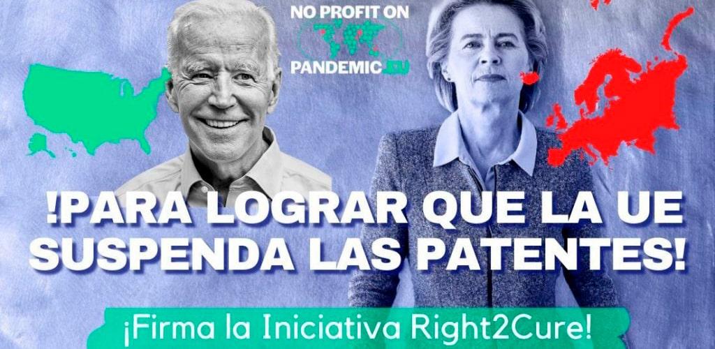 Liberar Patentes, una vacuna contra la insolidaridad