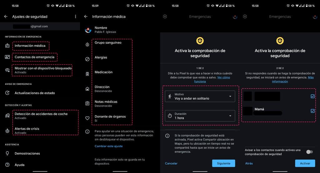 Medidas de seguridad física que implementa Android