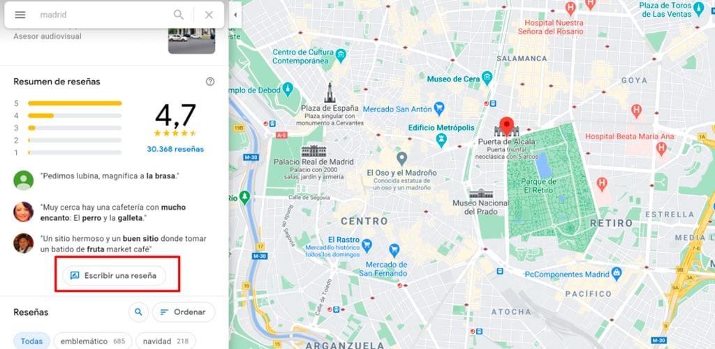 Google MyBusiness y el cementerio de los negocios cerrados